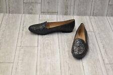 ** Adrienne Vittadini Footwear Women's DAINA Ballet Flat - Anthrct - Size 6.5 M