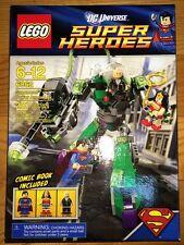 LEGO DC Superman vs. Power Armor Lex set 6862 NEW