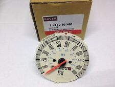 GENUINE CLASSIC ROVER MINI 40 IVORY FACED SPEEDO UNIT YBC101460 VERY RARE 40TH