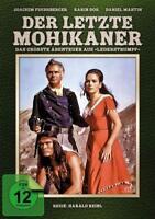 Der letzte Mohikaner (Joachim Fuchsberger, Karin Dor) DVD NEU + OVP!