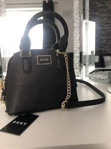 DKNK Black Crossbody Bag New With Tags