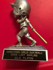 Girls Bobble Head Softball Trophy