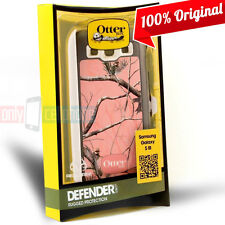 OtterBox Galaxy S3 Defender Case RealTree Camo Pink w/Holster New Authentic