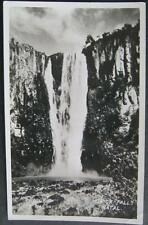 Howick Falls Natal South Africa Real Photo Post Card