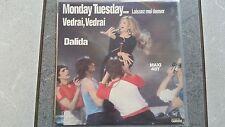 Dalida - Monday Tuesday... Laissez-moi danser 12'' Disco Vinyl 1979