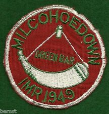 BOY SCOUT - 1949 INDIAN MOUND RESERVATION - MILWAUKE CO. COUNCIL - FREE SHIPPING