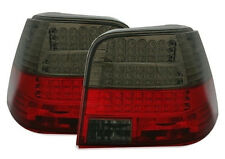 LED taillights rear lights set in RED SMOKED finish for VW GOLF 4 97-03 Limo