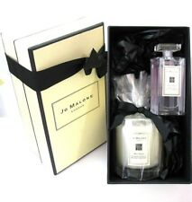 Jo Malone London Red Roses Bath Oil & Scented Candle Travel Gift Set BNIB