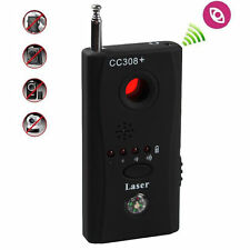 CC308+ Full Range RF Signal Camera Bug Detector Hidden Camera GPS Laser GSM WiFi