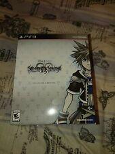 PS3 - Kingdom Hearts II.5 2.5 HD REMIX Collectors Edition - NTSC