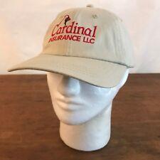 Cardinal Insurance LLC Cotton Adjustable Baseball Cap Hat CH16