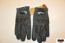 Woman's XL Leather Motorcycle Motor Cycle Gloves 094040