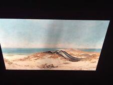 "Elihu Vedder ""Lair Of Sea Serpent "" Symbolism 35mm Art Slide"