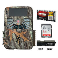 Browning Recon Force 4K Trail Game Camera COMPLETE PLUS PACK (32MP)  | BTC7-4K