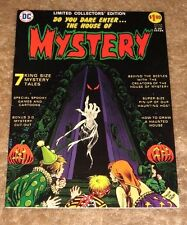 DC LIMITED COLLECTORS EDITION HOUSE OF MYSTERY NMT VERY HI GRADE BEAUTIFUL COPY