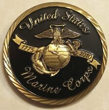 2nd Maintenance Battalion Sustaining The Warrior Marine Challenge Coin