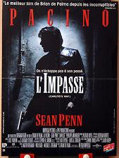 Al Pacino : Brian De Palma : Carlito 's Way : POSTER