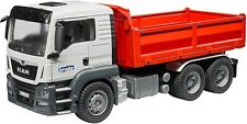 Bruder MAN TGS Construction Truck Childrens Kids Toy Model Scale 1:16
