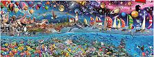 PUZZLE 24000 PIEZAS pieces teiles VIDA - LIFE - EDUCA 13434