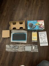 New Nintendo 2DS XL System Complete In Box