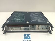 EIP 578 Source Locking Microwave Frequency Counter 10Mhz - 26.5Ghz Option: 01