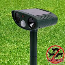 Ultrasonic Katze Hund Maus Pest Solar/Batterie Abwehr demonstrieren Abschreckung Mückenschutz