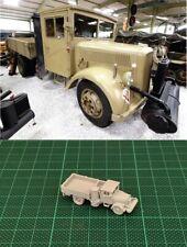 1/144 WWII German Opel Blitz Holzgas Truck Resin Kit