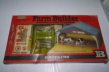 VINTAGE 1979 Britains Atcost Farm Builder Livestock Building 4709 MIB