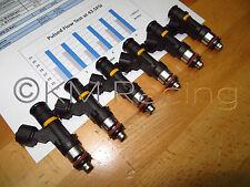 6x OEM Nissan 350Z / Infiniti G35 (VQ35DE) Fuel Injectors: Flow Tested & Cleaned