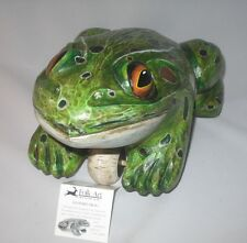 Leopard Frog Leo Smith Especially For You-Could Be A Pull Toy-Excellent In Box