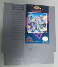 MEGA MAN NES Nintendo Original Game Cartridge TESTED ! Plays GREAT !