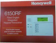 Honeywell 6150Rf Fixed English Keypad For All Vista Panels