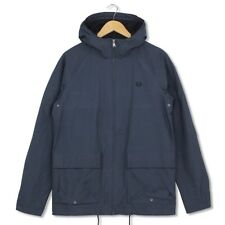 Fred Perry Austin Jacket  Jacket Midnight Blue  J1509 - XL 80's Casual Mod Indie
