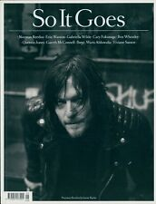So It Goes Issue 5 - Arts & Culture - Norman Reedus Cover