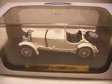voiture d'exception 1/43 eme Atlas MERCEDES-BENZ SSKL 1931 Neuf Metal