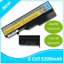 Batterie Pour Lenovo IdeaPad G460 G465 G470 G475 G560 G565 G570 G575 L09M6Y02