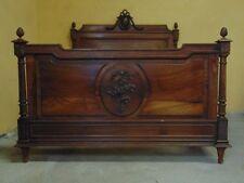 Walnut Louis XVI 20th Century Antique Beds