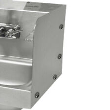 Stainless Steel Hand Sink Side Splash