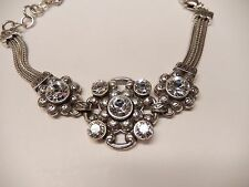 "Brighton Twilight Bracelet Crystal 7 - 8"" B1"