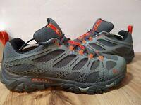 Merrell Men's Moab Edge 2 Vibram J35427 Grey Black Shoes Size 10.5 Grandeuer