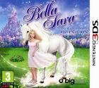 Nintendo 3DS BELLA SARA The Magical Horse ADVENTURES DS Spiel Kinderspiel NEU OV
