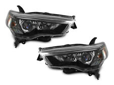 DEPO Left + Right Replacement Headlight Pair Assembly For 2014-18 Toyota 4Runner