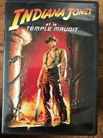 Indiana Jones and the Temple of Doom DVD 1984 Film Movie Uncut French Release