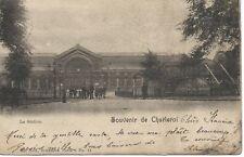 Charleroi Sud La gare 1900