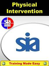 How to  Pass SIA - Physical Intervention Course - Health & Safety Training 2017