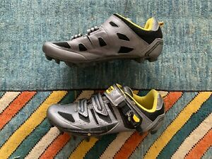 MAVIC mountain shoe shoes 46 EU 11.5 US cyclocross cycling not sidi