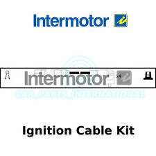 Intermotor - Ignition Cable, HT leads Kit/Set - 73938 - OE Quality