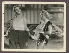 Freaks 1932 Pre-Code Horror Film Tod Browning Leila/Hyams Circus Sideshow J3564
