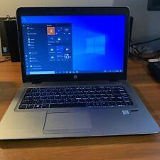 New ListingHp Elitebook 840 G3 I5-6200U 2.3Ghz 8Gb Ddr4 180Gb Ssd Wcam Win10Pro - Grade A+