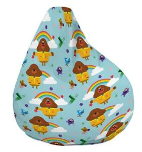 Hey Duggee Hug 3ft Filled Beanbag Matches Bedding Chair Seat Bedroom